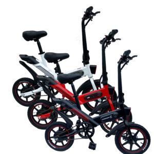 Combardu Elektriska EL-Skoter Cykel