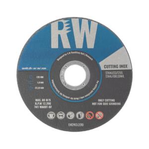RW Skæreskive 125x1,0x22,23mm