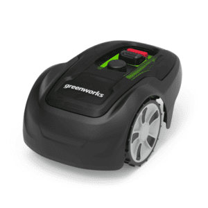 Greenworks RLM10HOG | Hus til robot plæneklipper